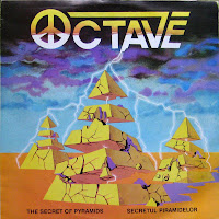 Octave - The Secret Of Pyramids 1992 - Octavian Teodorescu