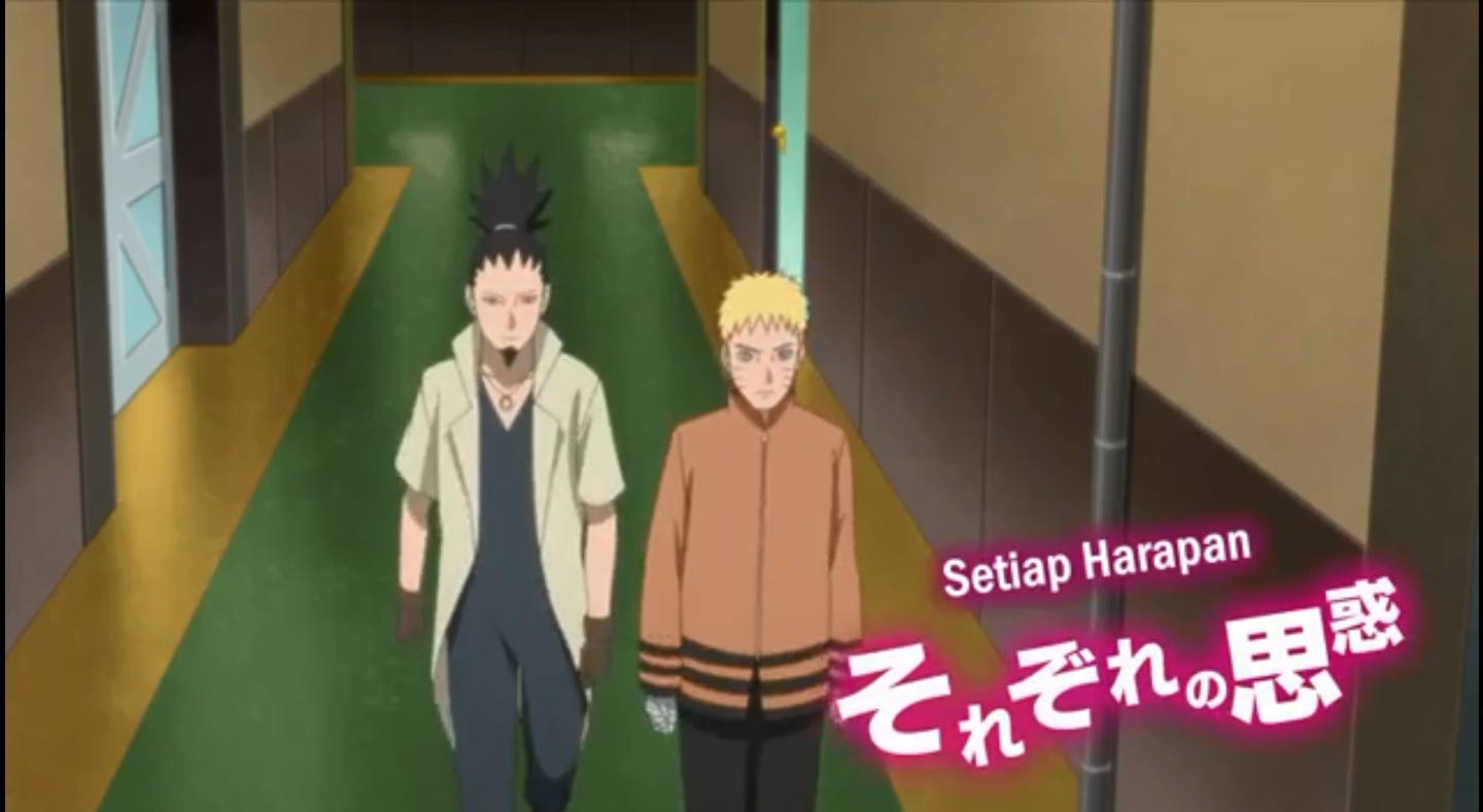Boruto Episode 78 Naruto Next Generations Indonesian Sub Title
