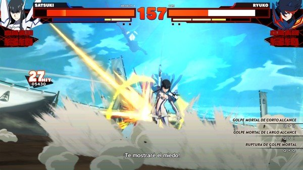KILL la KILL -IF (2019) PC Full Español