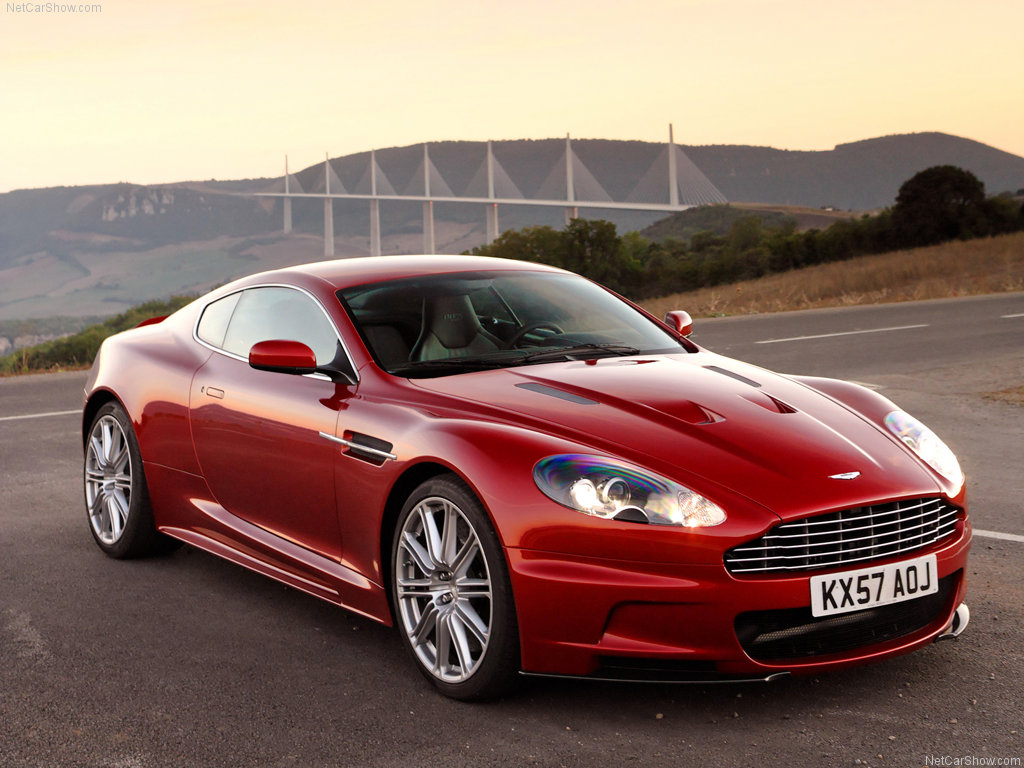 Aston Martin Cars: Aston Martin DBS Wallpaper
