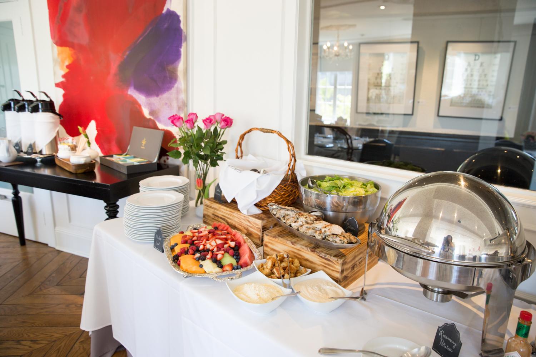 Culver hotel brunch buffet