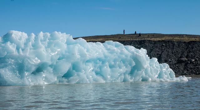 Paseo en barco Glaciar Lagoon