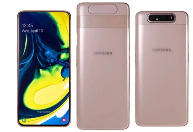Buy Latest Smartphone Samsung A80 | Lunched In April 2019