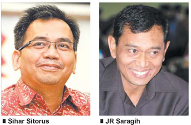 2 Orang Batak di Urutan Terkaya Bursa Calon Kepala Daerah di Sumut - Sihar Sitorus Rp.350,8 M, JR Saragih Rp.63,8 M