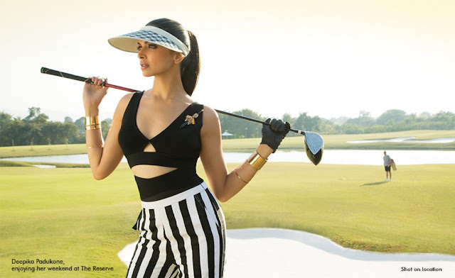 Deepika Padukone Looks Super Chic in Lodha Group Shoot