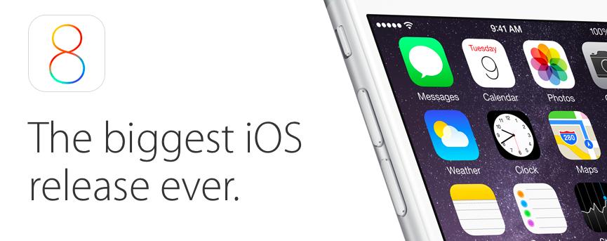 iOS 8的強大與限制!下載前,你必須知道的5件事