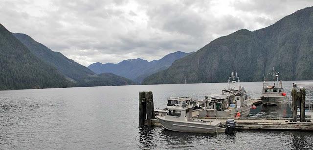 Westküste Vancouver Island