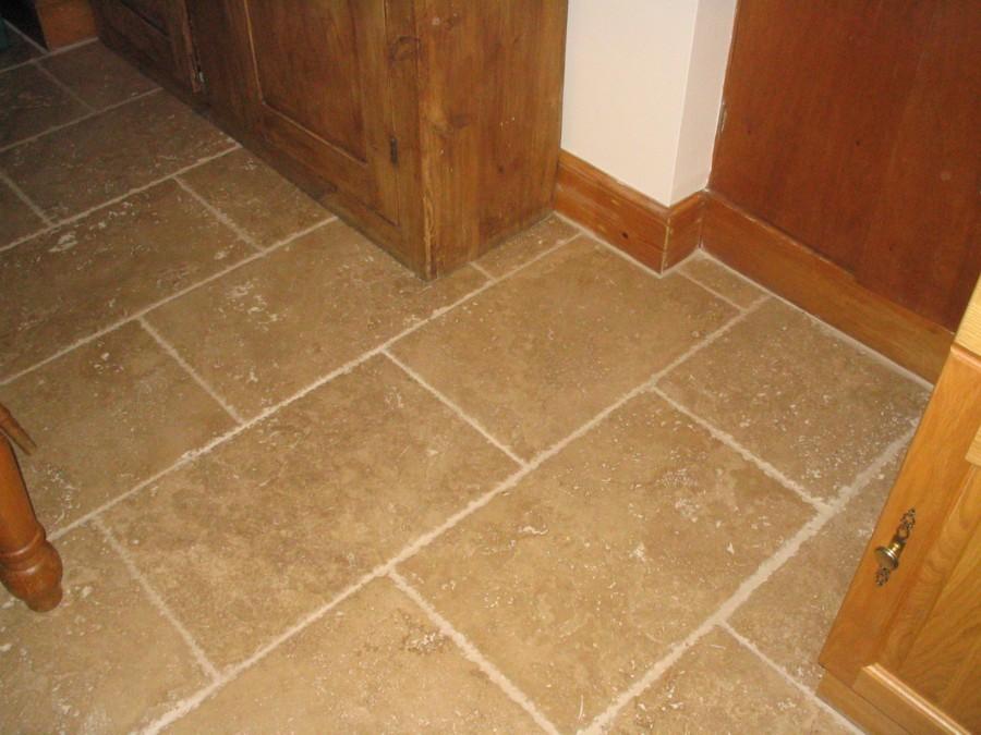 Trend Home Interior Design 2011 Travertine Tile Interior