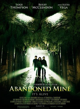 Abandoned Mine (2013) DVDRip XViD Full Movie Watch Online