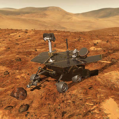 facts about mars rover spirit - photo #17