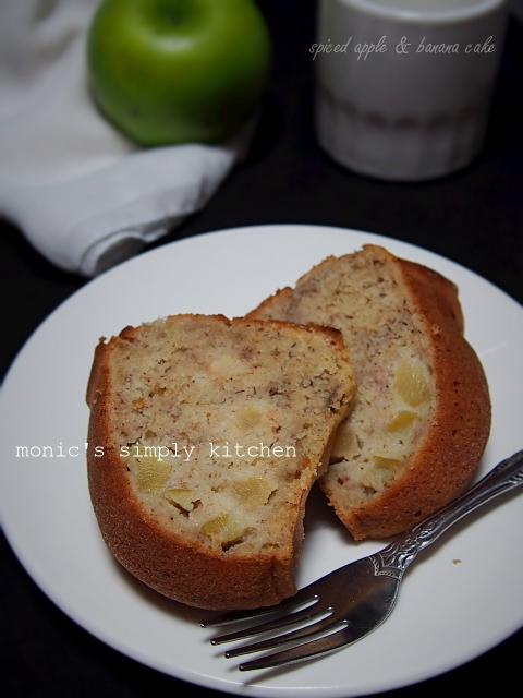 resep cake apel pisang spekuk