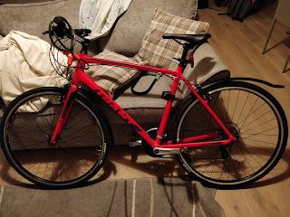 Stolen Bicycle - Giant Escape 3