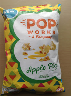 pop works and company apple pie popcorn