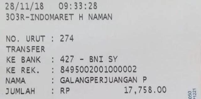 Mengerti Kondisi Keuangan Prabowo, Setya Dharma Kirim Uang Sebanyak Tanggal Lahir