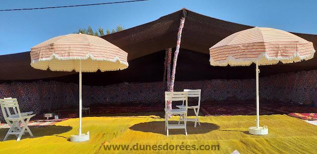la résidence chez les Dunes Dorées