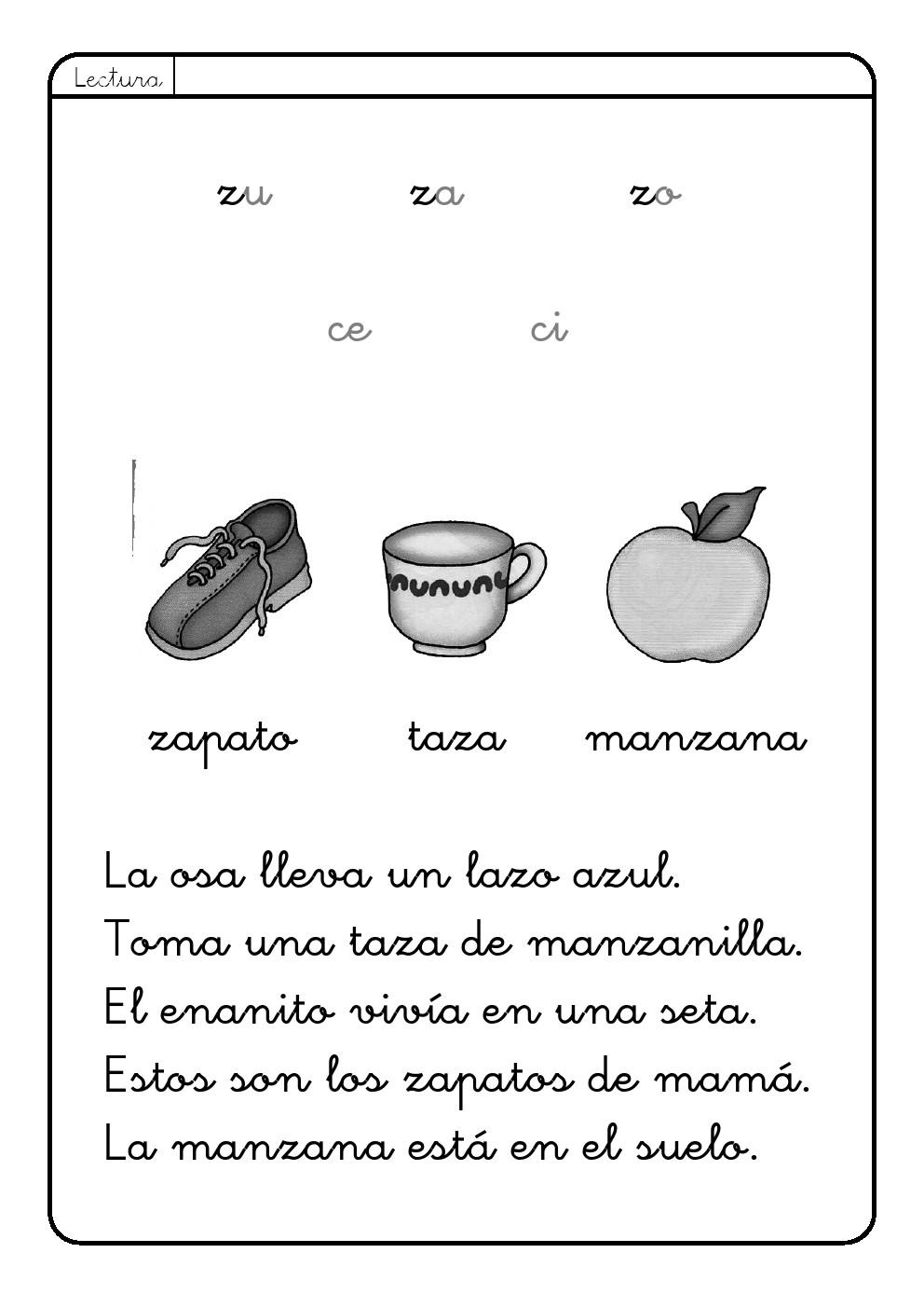 Único Letra Z Para Colorear Kindergarten Bosquejo - Ideas Para ...