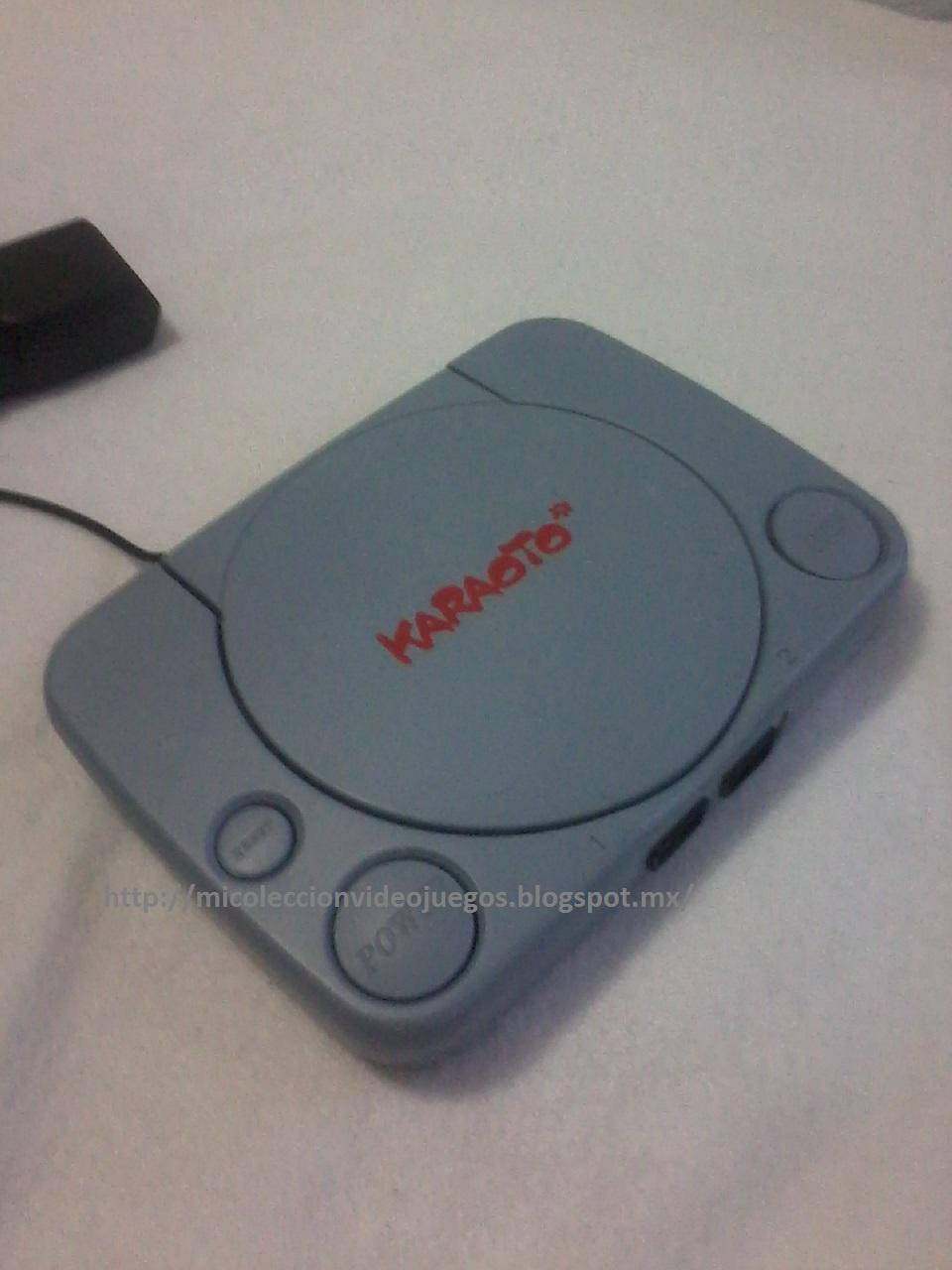 consola de videojuegos tecnobits