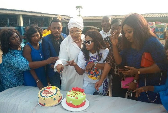 Eucharia Anunobi Posthumous Birthday late son