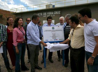 Vera Cruz: Rui inaugura maior obra de segurança do estado