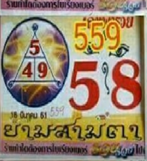 Thai Lottery Ok Free Grasp Pointers For 01-12-2018 | Thailand Lottery Result