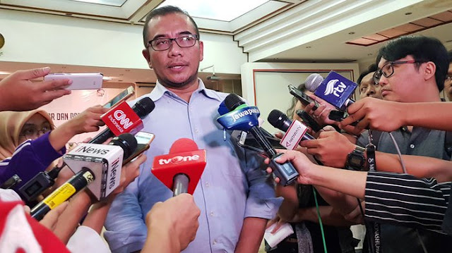 KPU: Kami Bukan Anak Buah Jokowi