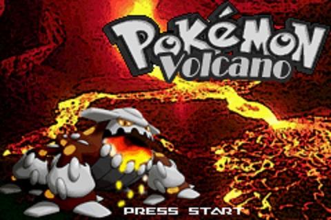 Pokemon Volcano