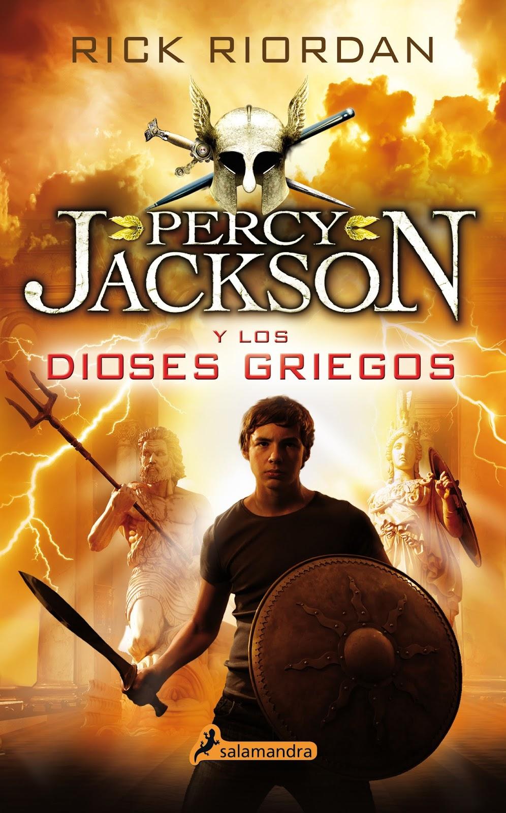 libro dioses y heroes de la mitologia griega pdf