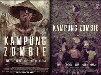 Kampung Zombie (2015) WEB-DL Full Movie