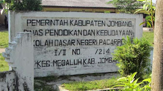 Jombang, Jawa Timur: Desa Pacar Peluk