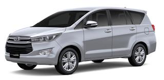 Harga Innova Medan – Mobil MPV Toyota kembali lagi