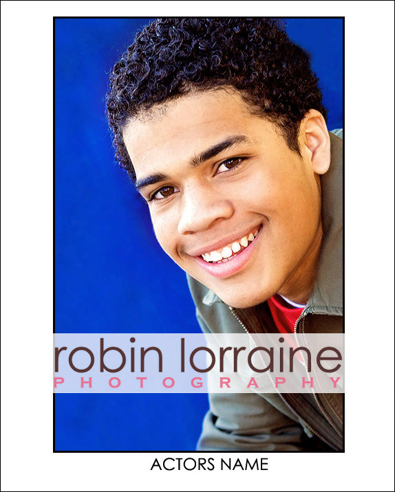 Headshots Kids and Teens - Young actors and child models KIDS