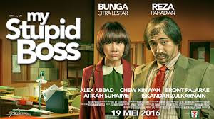 Download Film Indonesia My Stupid Boss 2016 BluRay Mkv Gratis