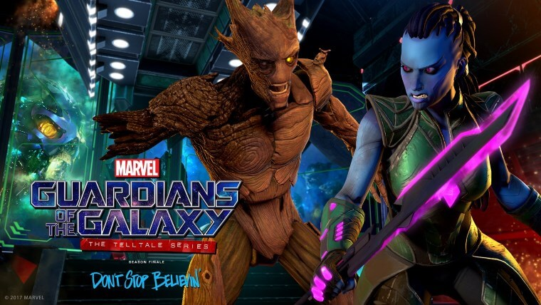 MARVELS GUARDIANS OF THE GALAXY EPISODE 5-CODEX