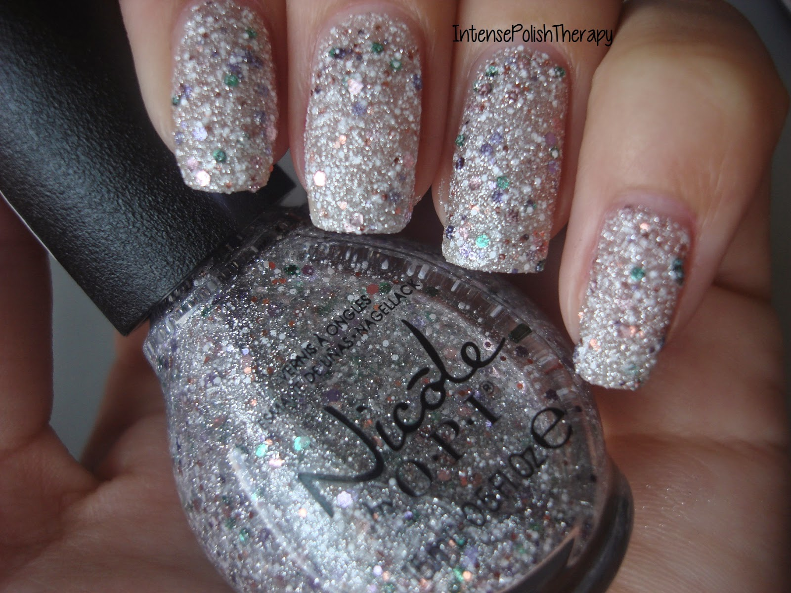 Nicole by OPI - Shaved Nice