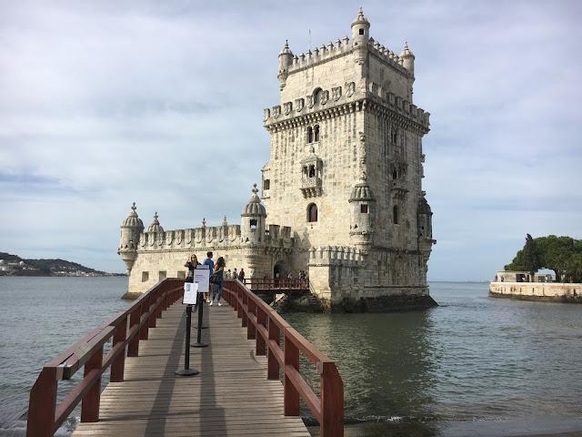 Ponte - Passadiço Torre Belém