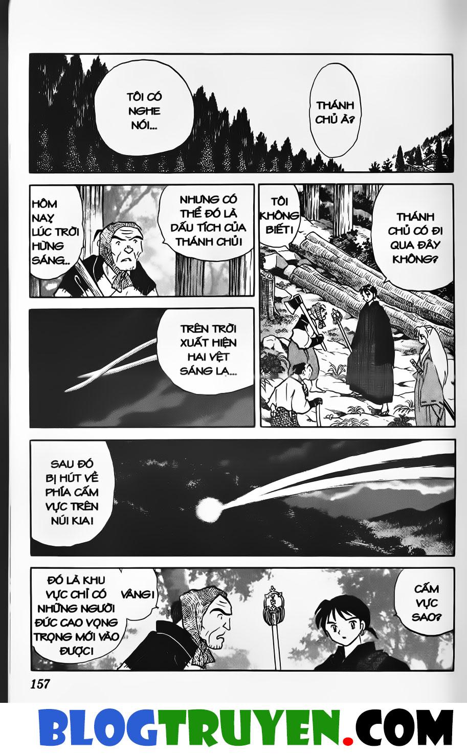Inuyasha vol 31.9 trang 8