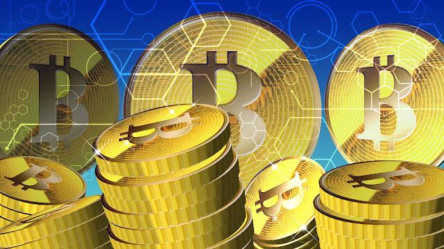 ビットコインのイメージ壁紙