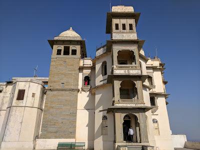 Sajjan Garh Fort, Udaipur