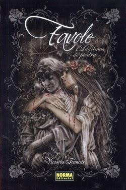 Favole I: Lágrimas De Piedra, de Victoria Francés