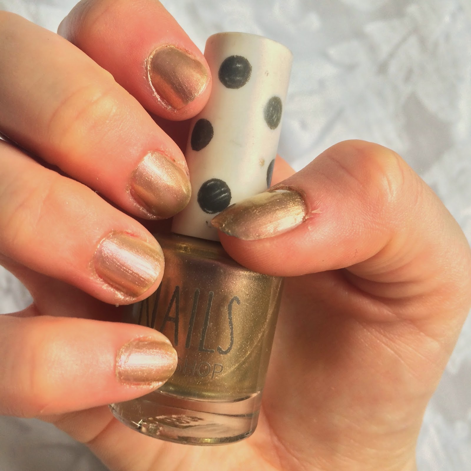 I love how glossy these nail varnishes are, and with just two coats they  give a lasting, metallic finish. It takes The only slight fault to them is  when you ...