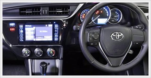 2016 Toyota Corolla Hatchback