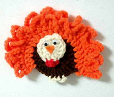 Make A Craft Refrigerator Turkey
