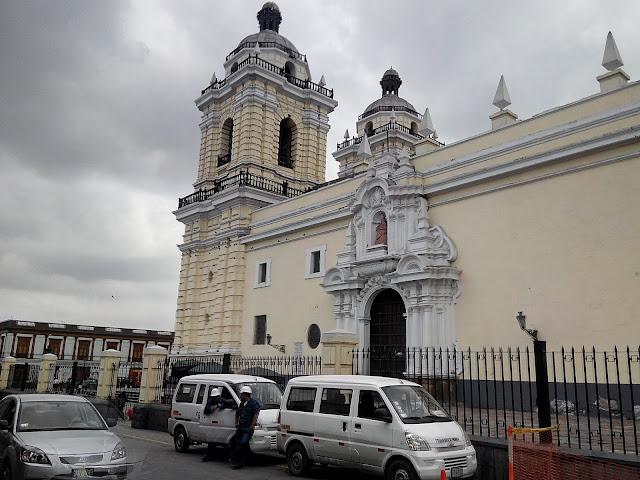 Iglesia Convento de San Francisco Lima