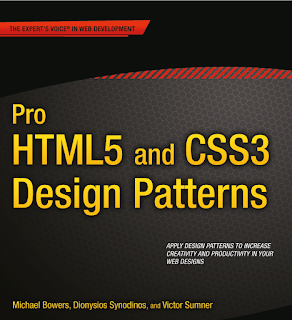 Pro HTML 5 And CSS 3 Design Patterns