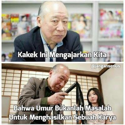 Meme_Kakek_Shigeo_Terkocak