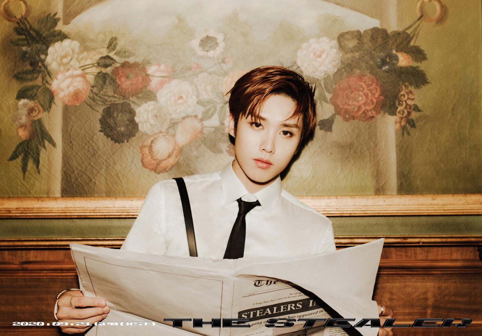 더보이즈(THE BOYZ) 5TH MINI ALBUM [CHASE] CONCEPT PHOTO #01