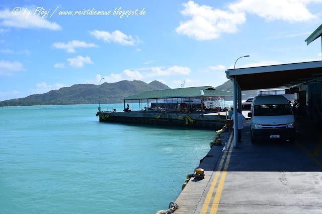 Seychellen - Teil 10. / Reise nach La Digue