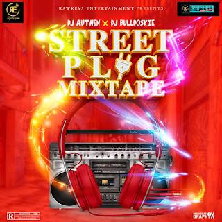 [MIXTAPE] DJ AUTHEN X DJ BULLDOSKIE -- STREET PLUG MIXTAPE