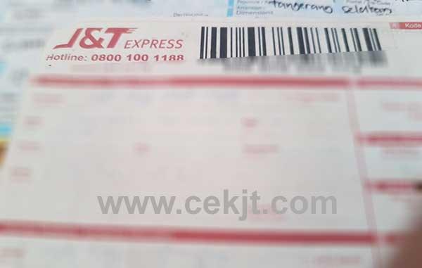 Cara Cek Nomor Resi J&T Kiriman Kab Toba Samosir