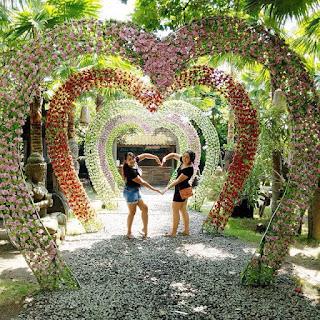 Harga Tiket Masuk dan Lokasi Big Garden Corner Denpasar Bali